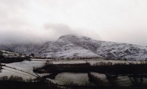 Zona de Actuación nevada