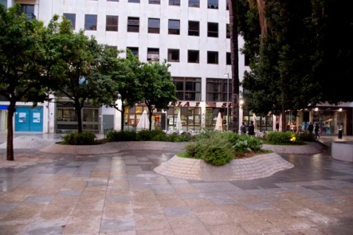 jardineras nivel 0 Metropol Parasol