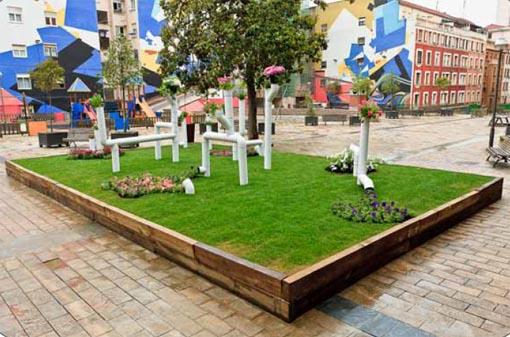 Tubos Revolution - Bilbao jardín 2011
