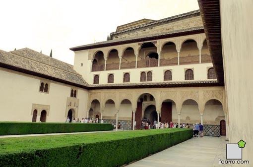 Mirto en la Alhambra