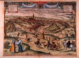 Sevilla S. XVI