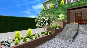 render proyecto secret garden