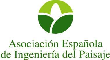 Logotipo Asociación Española de Ingenieria del Paisaje