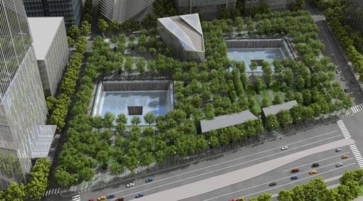 Memorial del 11S World Trade Center