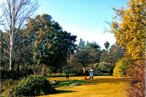 Jardín Botánico el Arboreto