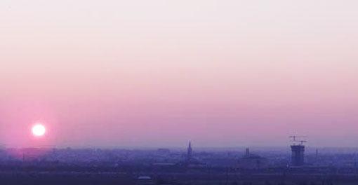 Construcción d eun nuevo skyline de Sevilla