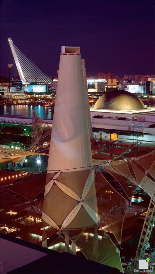 Torre de la Avenida de Europa de Expo92