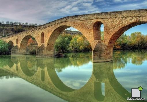 Ordenación del territorio: Puente la Reina