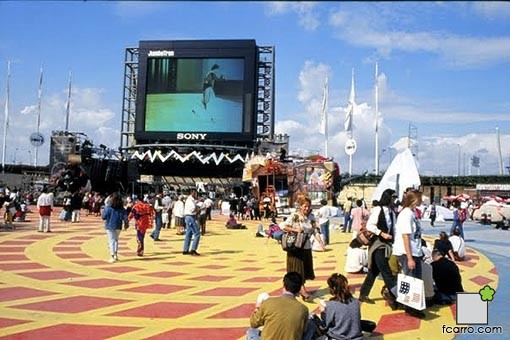 Plaza Sony