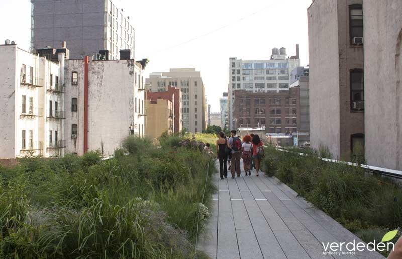 Highline , Final Fase 2, hacia zona sur