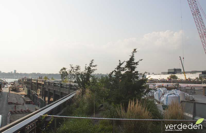 Highline, inicio fase 3