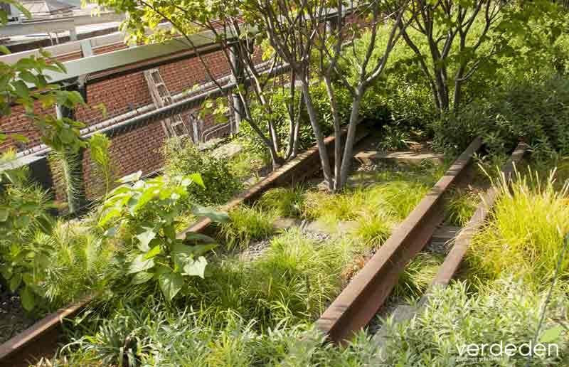 Highline vías