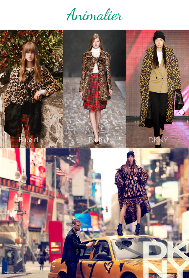 tendenze autunno inverno 2013 2014: cappotti animalier