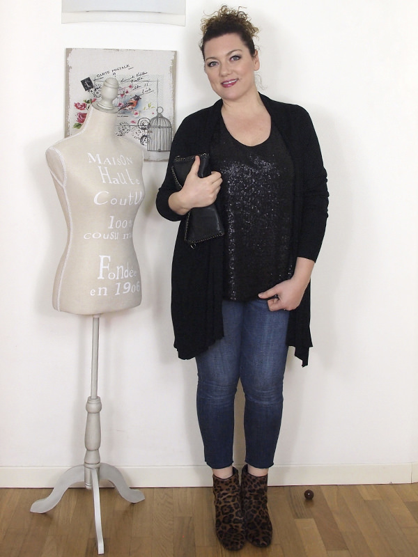 VerdementaBlog outfit curvy top paillettes Fiorella Rubino- curvyblogger -6