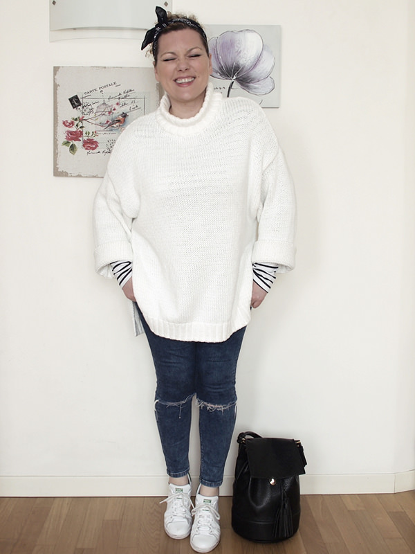 VerdementaBlog_outfit-curvy-maglione oversize bianco jeans skinny-5