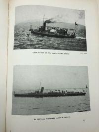 militaria da collezione libro navi da guerra