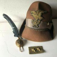 militaria da collezione cappello da alpino