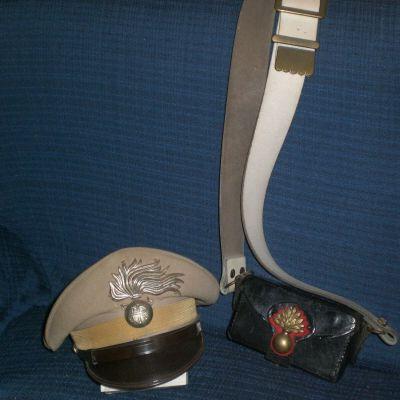 bandoliera carabinieri