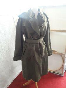 uniforme verde militare