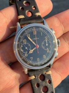 omega cronografo militare