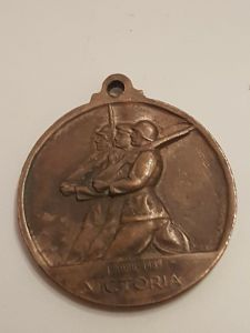 medaglia militare spagnola