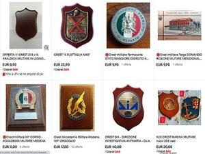 crest militare