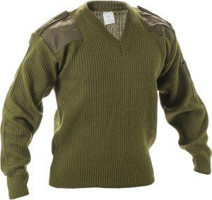 maglione militare