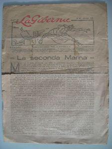 giornale di trincea
