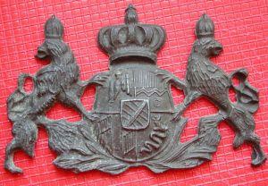 fregio militare inglese