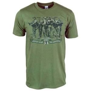 maglietta militare