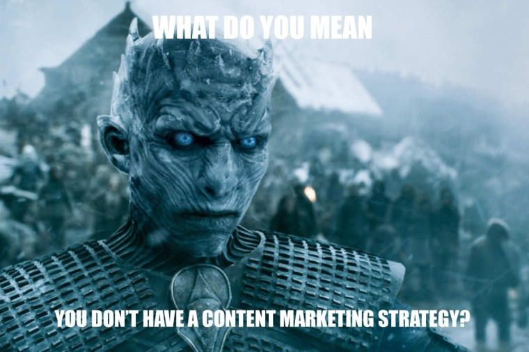 The White Walkers don't mess around. Photo: HBO