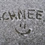 Schnee – Allerdings!