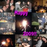Happy New Year!! 2009!!
