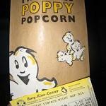 Kino und – mmmm, frisches Poppy Popcorn! :)