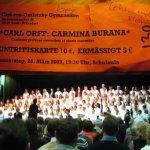 Carmina Burana in Bonn