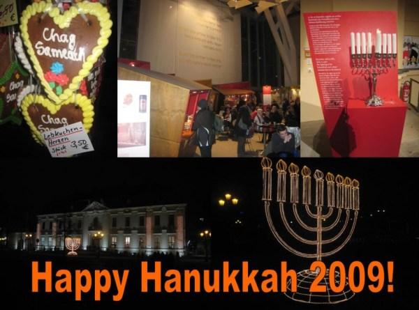 Happy Hanukkah 2009!