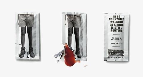 Ketchup gegen landminen