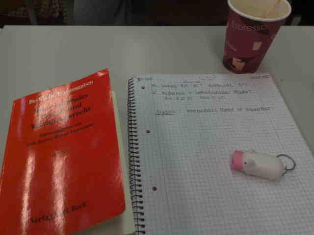 Vorlesung: Internationales Wirtschaftsrecht