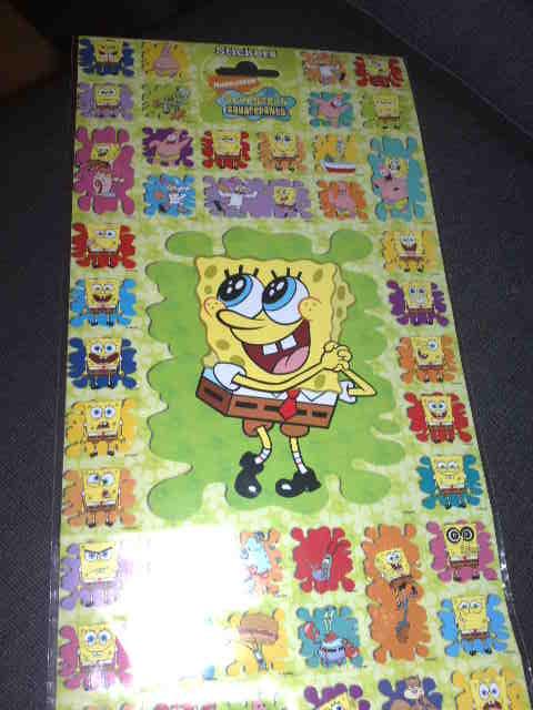 Spongeboooooob