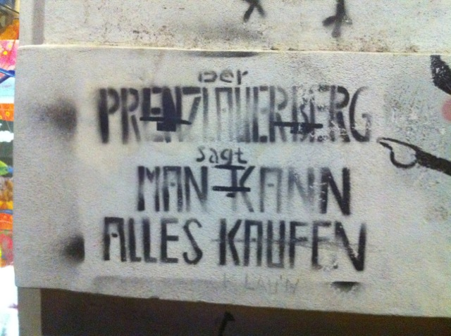Prenzl Stencil