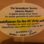Hier wird Service noch klein geschrieben