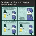 Sportinterviews