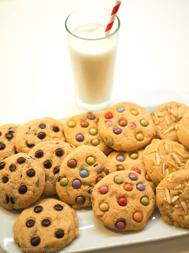 Dreierlei Cookies