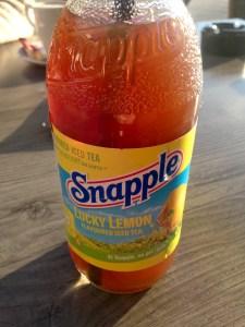 Snapples Eistee Zitrone