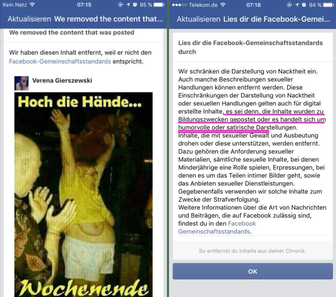 Go home facebook, you're drunk!