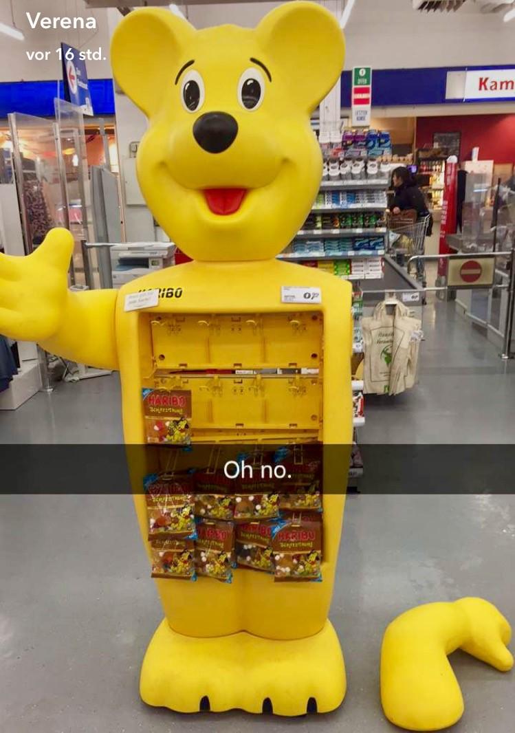 Oh no!