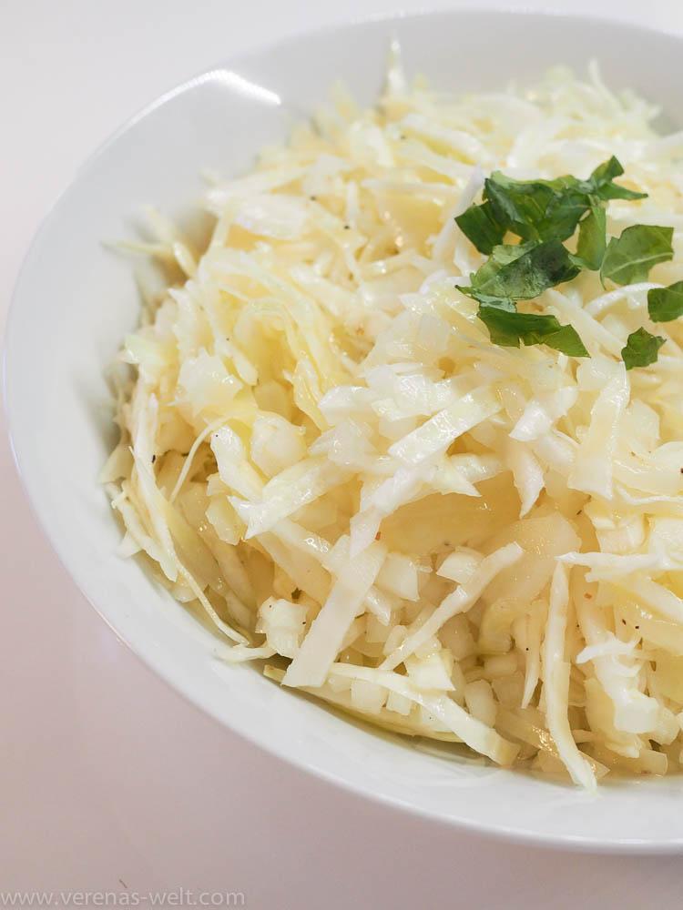 Der weltbeste Krautsalat