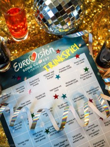 ESC 2018: Bingo und Trinkspiel zum Ausdrucken