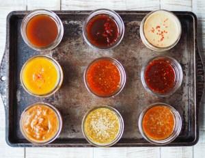 10 einfache Wok-Saucen