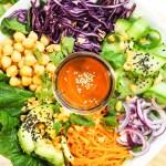 Frisch & crunchy: Thai-Curry-Salat